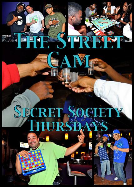 The Street Cam: Secret Society Thursdays (2/16)