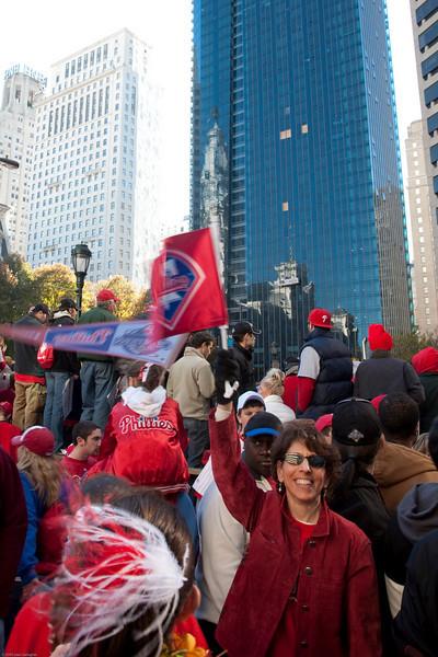 Phillies Parade