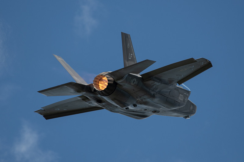 F-35A Lightining II (13-5079 - December 7, 2015)