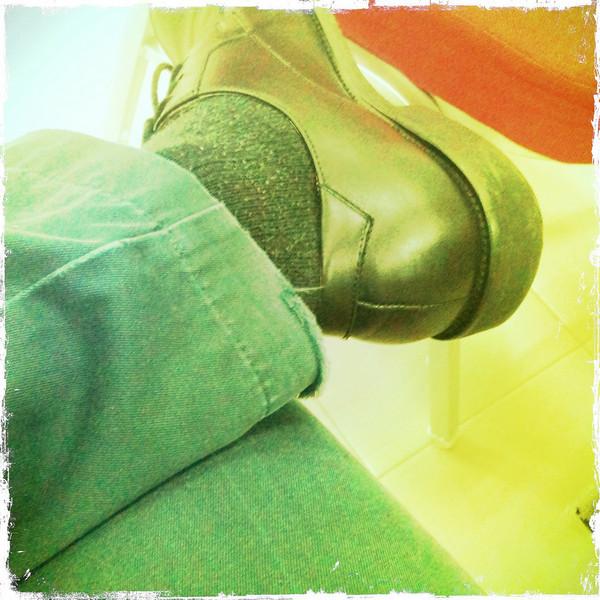Trusty footware