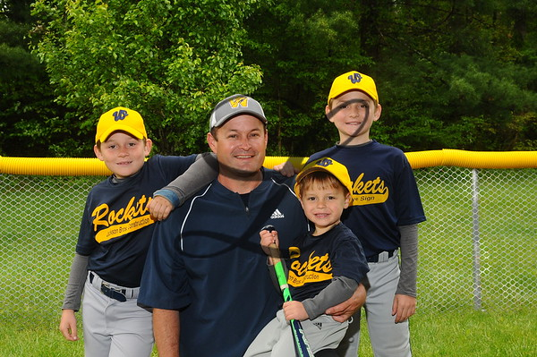 Wellston City BB-SB-TBall 2016