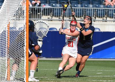 NCAA Women: D3 Final; Trinity vs Cortland; 5/24/15