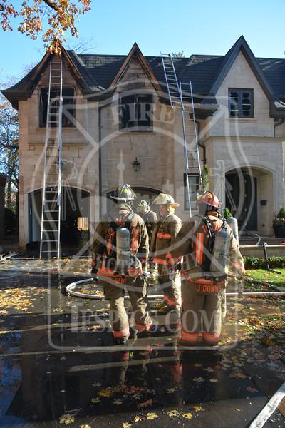 November 2, 2014 - 2nd Alarm - 29 Herne Hill Rd