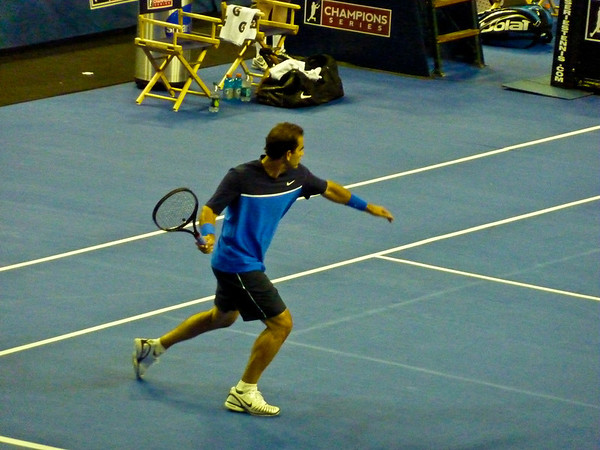 Champions Cup Tennis - October 13, 2011
