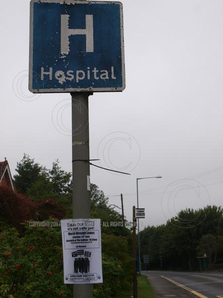 Save the NHS - Lewes