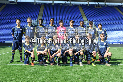 Thomas Telford School U14 v Whitgift School U14