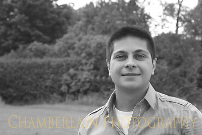 Anthony's Senior Photos