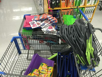 2016 School Supply Donations