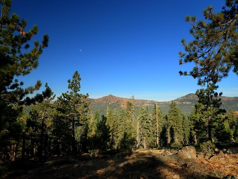 Mount Eddy Shasta-Trinity National Forest California