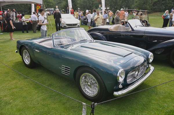Concours d elegance of America 2014