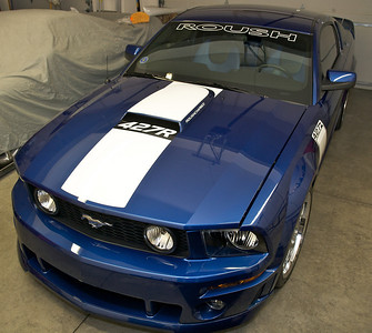 2007 Ford Mustang Roush 427
