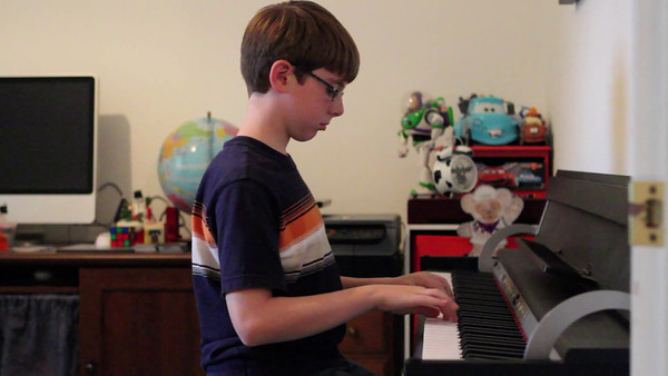 John Piano Videos 2011