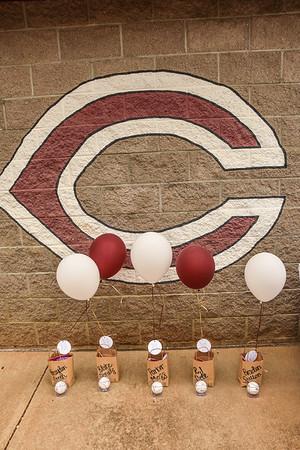 CHS Baseball Senior Day