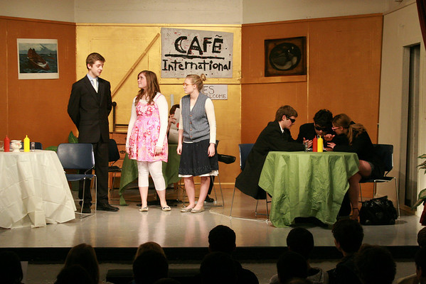 Student Run Production 2009