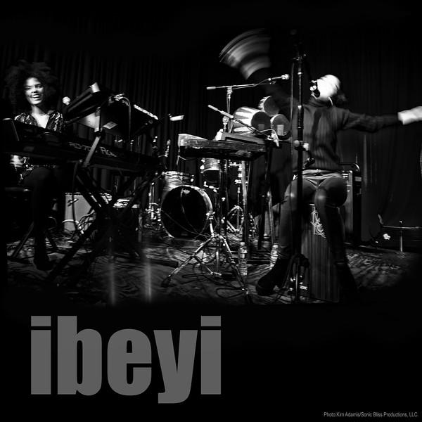 IBEYI at The Hotel Cafe - Hollywood, CA