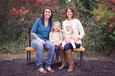 Amanda and Family Minis
