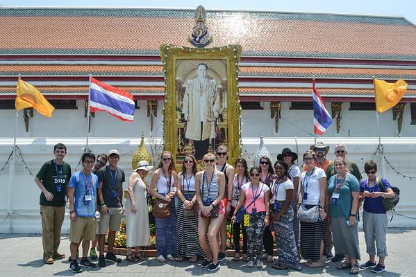 Honors Trip 2016 - Thailand