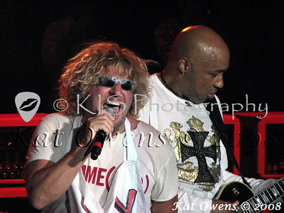 Sammy Hagar & the Wabos - Bone Bash 2008