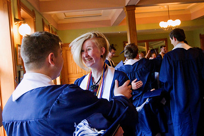 Grand Traverse Academy 2017 Commencement