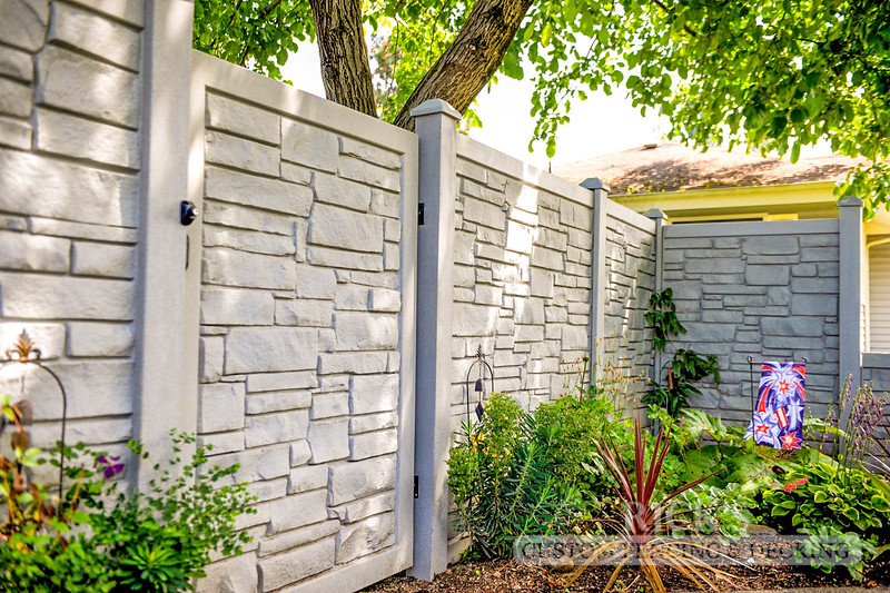 4006 - Allegheny Simulated Rock Fencing