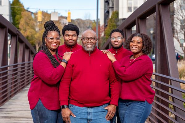 2020 Evans Family