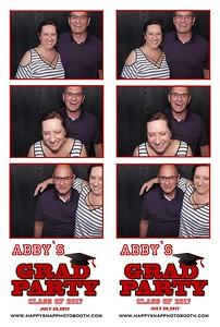 Abby`s Grad Party-7-29-17