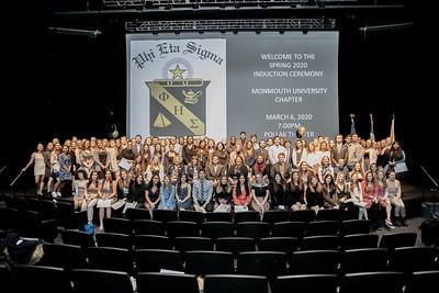 MU Phi Eta Sigma 2020