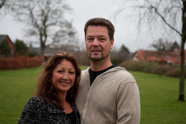 Myra&Rene xmas 2008