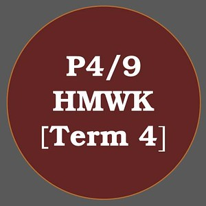 P4/9 HMWK T4