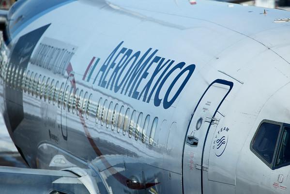 Current AeroMexico