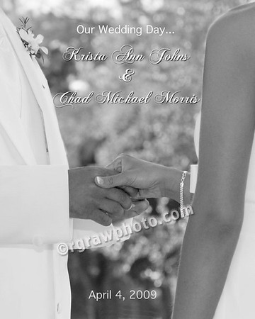 Morris - Johns Wedding Gallery