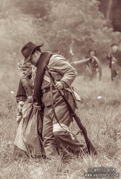 Hale Farm Civil War Reenactment 2015