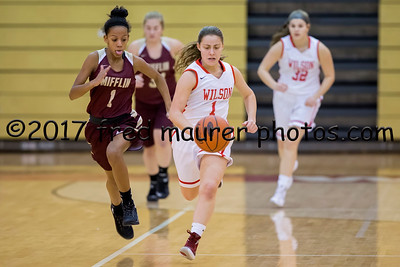 1/10/2017 Wilson Girls vs Gov. Mifflin