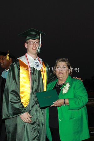 2015 Brenham Graduation