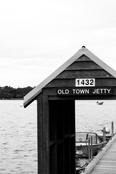 Old Town Jetty
