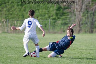 U15 Game 4-27-13 vs Mahoning Valley