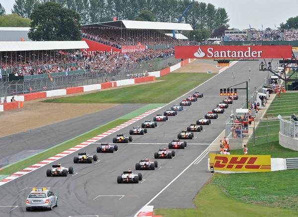 British Grand Prix - Silverstone 2011