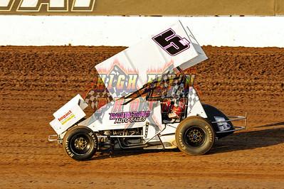 9-27-2014  4th Annual Jesse Hockett / Daniel McMillin Memorial Lucas Oil Speedway