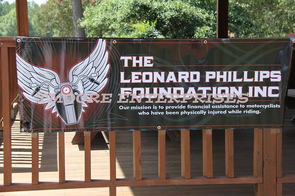 LEONARD PHILLIPS FOUNDATION RIDE 2014
