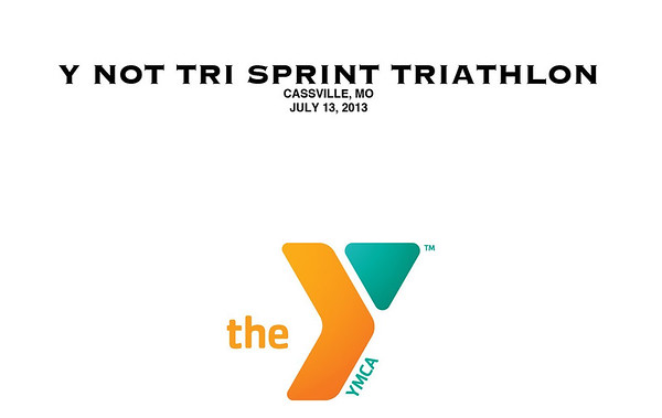 Y Not Tri Sprint Tri - Swim