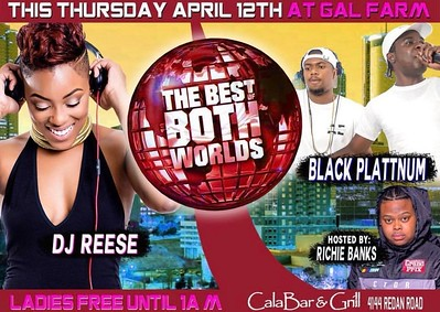 GAL FARM THURSDAYS PRESENTS THE BEST OF BOTH WORLDS