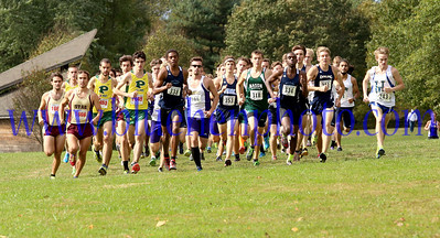 October 12, 2013 - UD Blue-Gold XC Invitational - Men's 8K