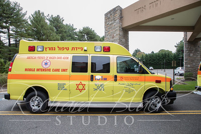 Barry Family Ambulance To Israel Donation