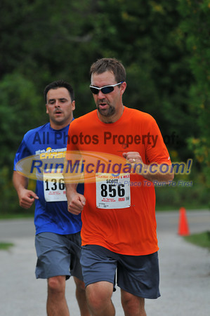 7.8 Mile Mark, Gallery 3 - 2013 Mackinac Island 8 Mile Run