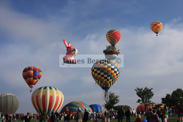 Colorado Balloon Classic (September 2009)