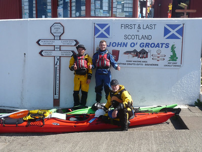 Exp8 Sea Kayaking The Orkney Isles