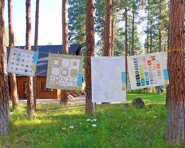 Sisters Outdoor Quilt Show @ Fives Pines Sunday 2019