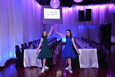 Sydney and Paige's Celebration  at the Profile Event Center