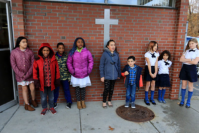 Salvation Army, November 10, 2018
