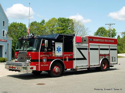Hampstead, NH Fire Apparatus